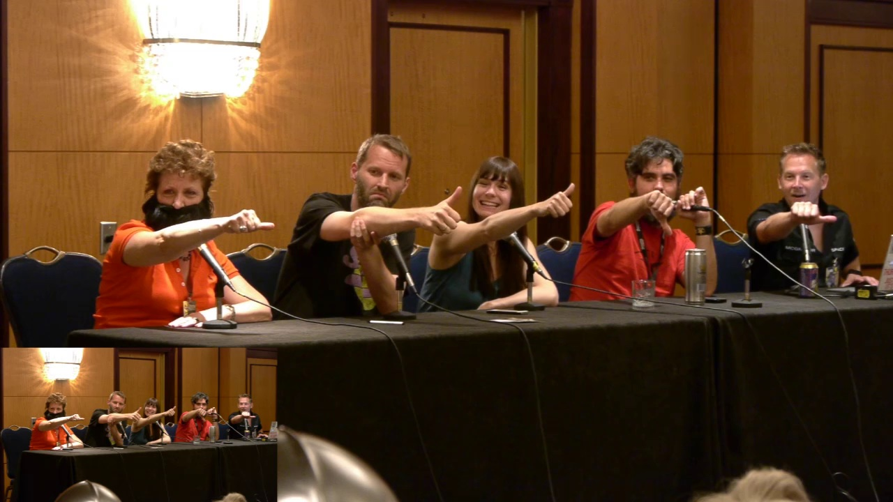 Episode 27: Live From Dragon Con 2014