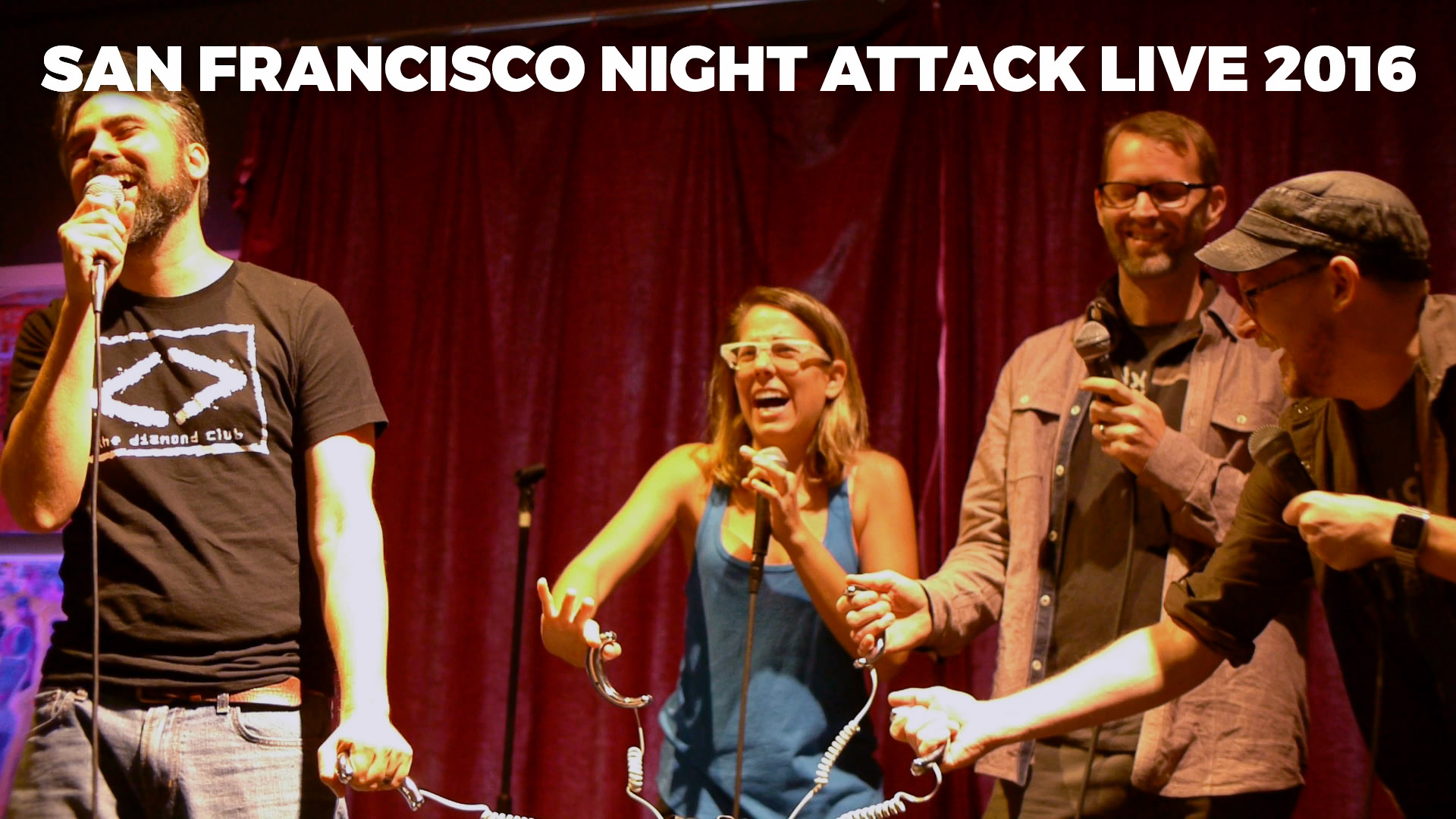 Episode 116: San Francisco Night Attack Live 2016