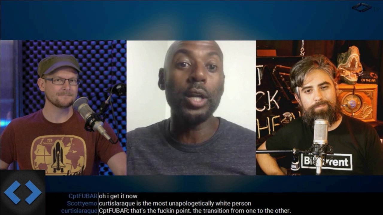 Episode 135: Prison Logic Attack (w/ Romany Malco)