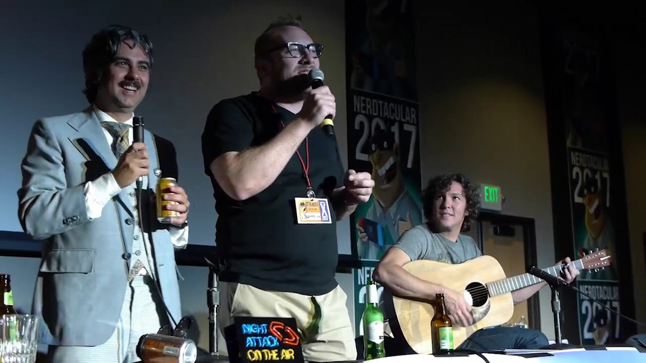 Episode #176: Live from Nerdtacular 2017
