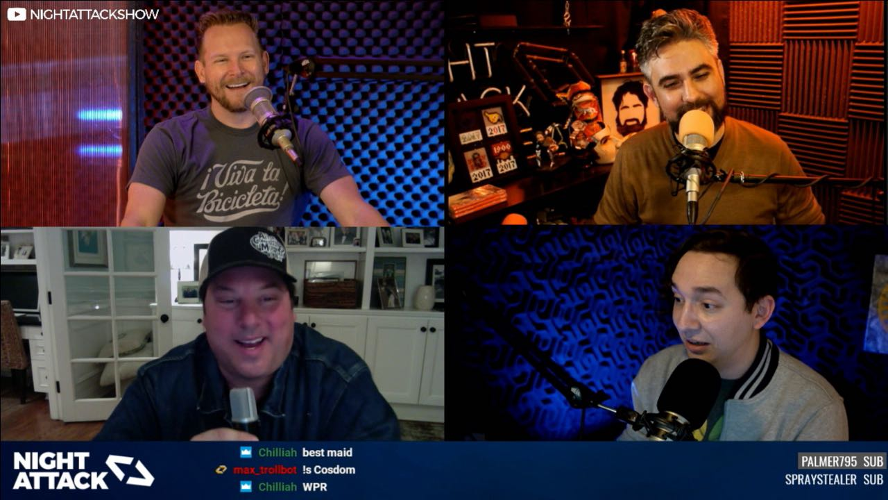 Episode #196: Night Attack Court (w/ Greg Grunberg)