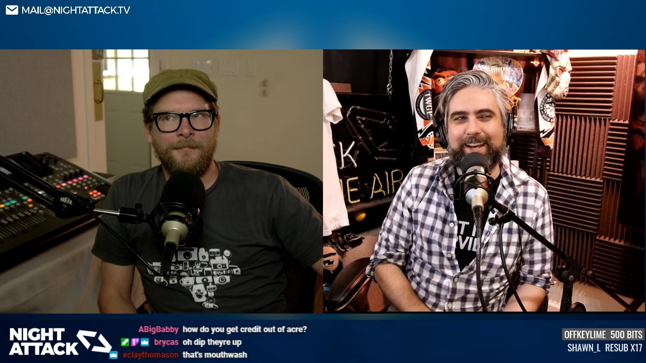 Night Attack Happy Hour (4/16/2020)