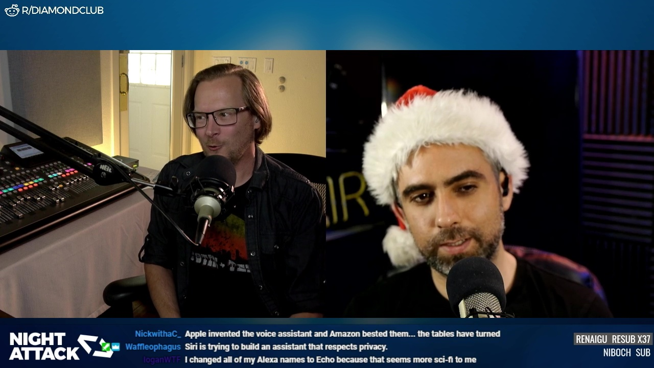 Night Attack Happy Hour (12/9/2020)